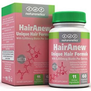 Best Vitamins For Hair Growth–Stop Hair Loss and Boost Hair Growth