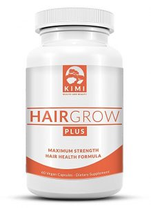 best vitamin for hair growth–stop hair loss and grow a longer thicker hair